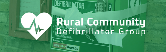 Join us to Celebrate 17th public access defibrillator in Risborough Area